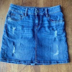 ❤️FREE Add❤️ Mex Jeans Skirt